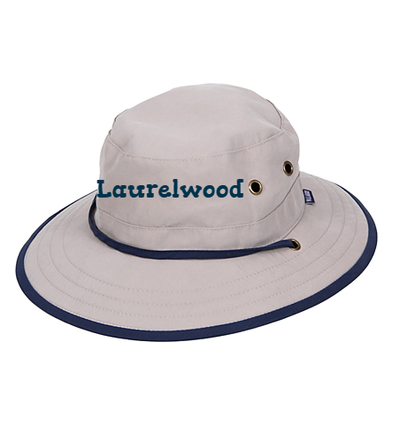 Laurelwood Swim Club - Wallaroo Men's Explorer Hat