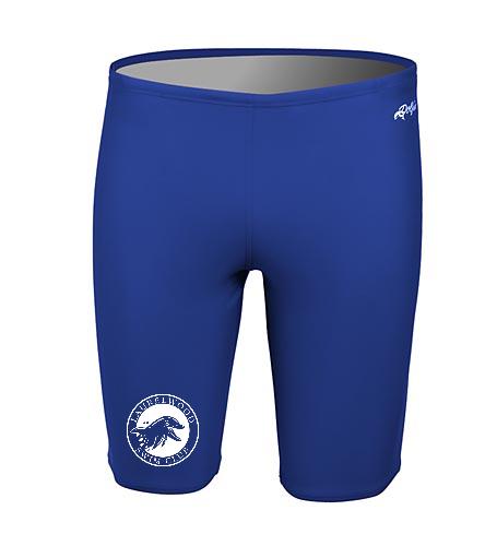 Laurelwood Swim Club  - Dolfin Xtra Life Lycra Solid Jammer Swimsuit