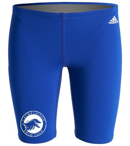 Laurelwood Swim Club  - Adidas Men's Infinitex + Solids Jammer Swimsuit