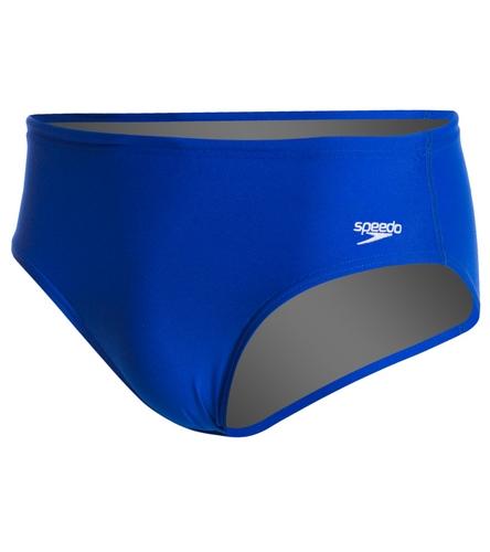Laurelwood - Speedo Solid Endurance Brief Swimsuit