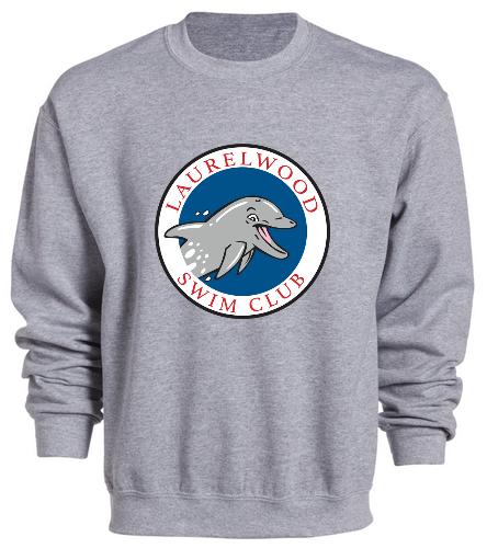 Laurelwood Club - SwimOutlet Heavy Blend Unisex Adult Crewneck Sweatshirt