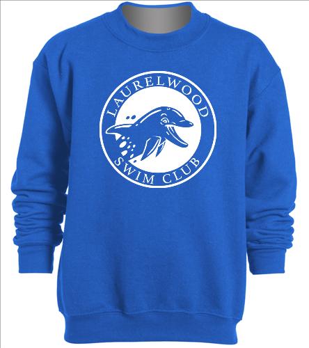 Laurelwood - SwimOutlet Heavy Blend Youth Crewneck Sweatshirt
