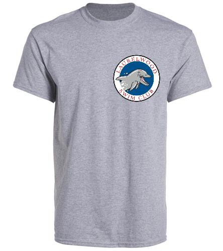 Laurelwood Swim Club - SwimOutlet Unisex Cotton Crew Neck T-Shirt