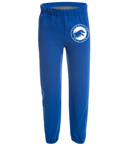 Laurelwood Swim Club - SwimOutlet Heavy Blend Youth Sweatpant