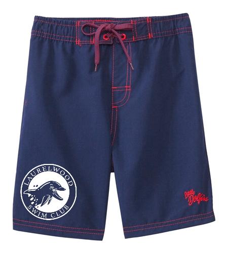 youth board shorts - Dolfin Little Dolfins Swim Trunks