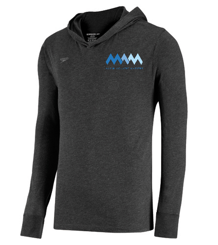 MAQ Speedo Pullover hoodie - Speedo Unisex Pull Over Hoodie