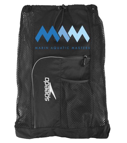 MAQ Mesh Gear Bag - Speedo Deluxe Ventilator Mesh Bag