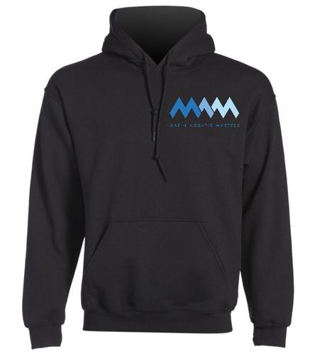 MAQ Hooded sweatshirt - SwimOutlet Heavy Blend Unisex Adult Hooded Sweatshirt