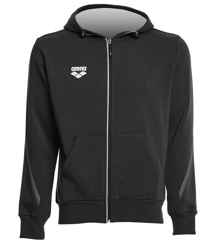 MAQ Arena Jacket - Arena Unisex Team Line Fleece Hooded Jacket
