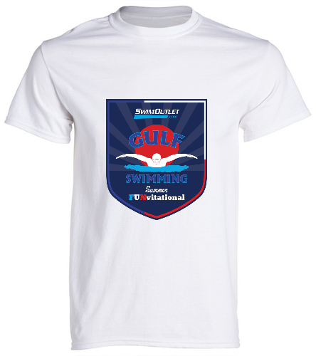 Meet Tee Front - SwimOutlet Unisex Cotton Crew Neck T-Shirt