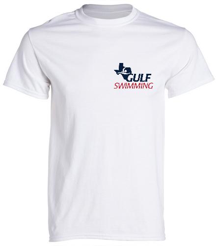 Meet Tee Back - SwimOutlet Unisex Cotton Crew Neck T-Shirt