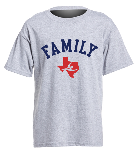 Gulf Family Youth - SwimOutlet Youth Cotton Crew Neck T-Shirt