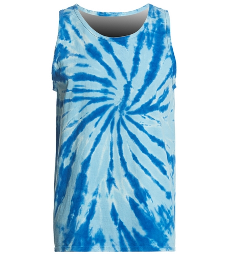 FUNvitational Tie Dye - SwimOutlet Tie-Dye Tank Top