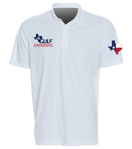 Official's Men's Polo - SwimOutlet Sport-Tek®PosiCharge® Competitor™Polo