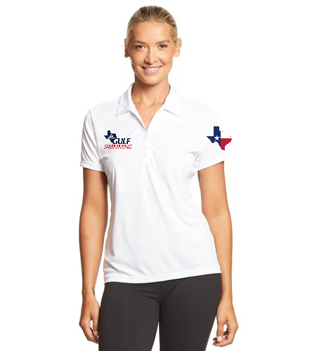 Official's Women's Polo - SwimOutlet Sport-Tek® Women's PosiCharge® Competitor™ Polo