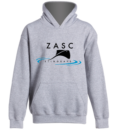 ZASC Youth Hoodie - SwimOutlet Youth Heavy Blend Hooded Sweatshirt