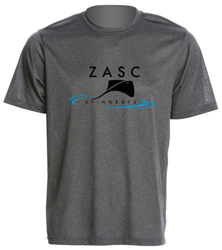 ZASC Men's Tech Tee - SwimOutlet Men's Tech Tee