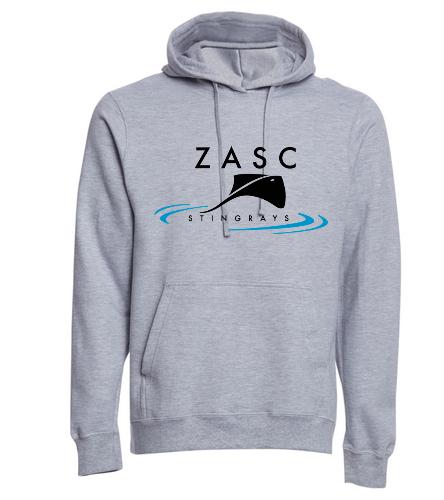 ZASC Adult Hoodie - SwimOutlet Adult Fan Favorite Fleece Pullover Hooded Sweatshirt
