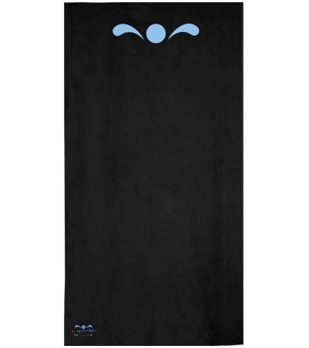 Swimmer Towel - Royal Comfort Terry Velour Beach Towel 32 X 64
