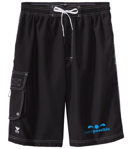 SP men's swim trunks  - TYR Challenger Swim Trunk