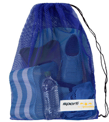 SP mesh equipment bag - Sporti Mesh Bag