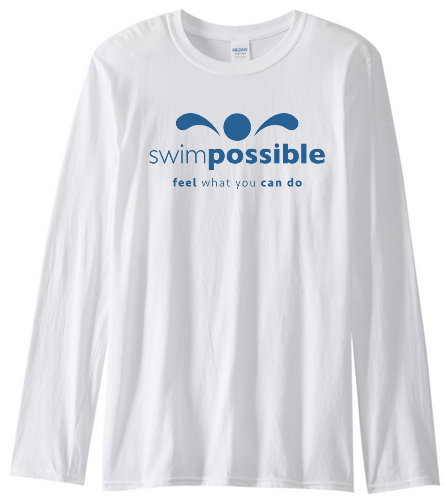 SP unisex long sleeve  - SwimOutlet Cotton Unisex Long Sleeve T-Shirt