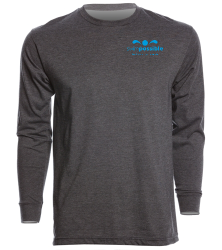 SP mens long sleeve  - SwimOutlet Unisex Long Sleeve Crew/Cuff