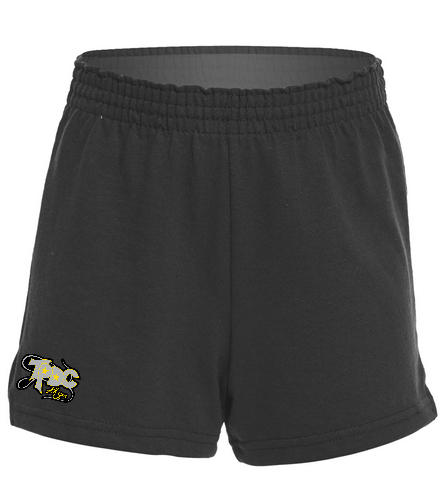 Team Short - Girls - SwimOutlet Custom Girls' Fitted Jersey Short