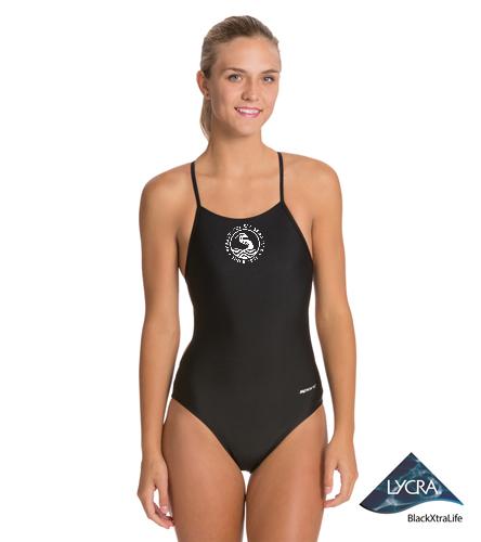 Female micro back - Sporti Micro Back One Piece Swimsuit