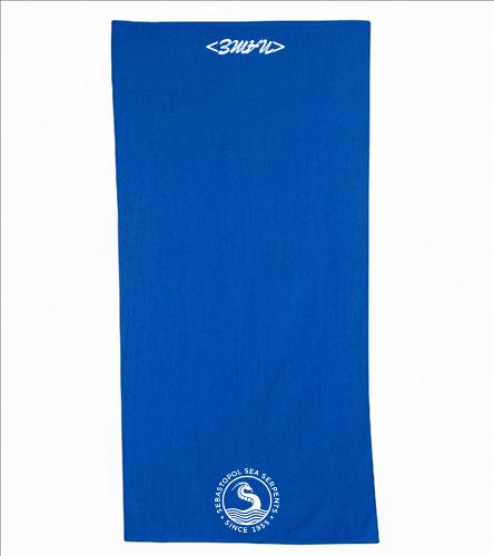 SSS Custom Team Towel - Diplomat Terry Velour Beach Towel 30 x 60