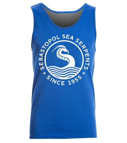 SSS Adult Royal Tank - Ultra Cotton Adult Tank Top
