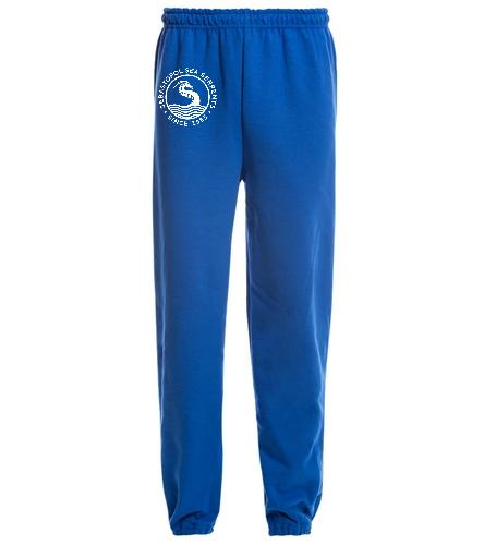 SSS Adult Royal Sweatpant - SwimOutlet Heavy Blend Unisex Adult Sweatpant
