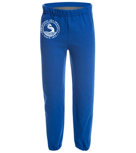 SSS Youth Royal Sweatpant - SwimOutlet Heavy Blend Youth Sweatpant