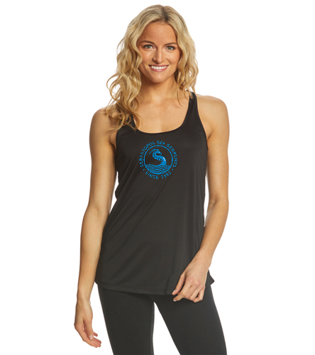 SSS female racerback tank - SwimOutlet Ladies PosiCharge® Competitor™ Racerback Tank