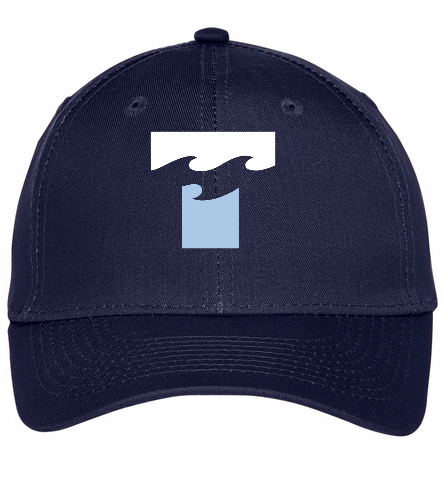 SF Tsunami  - SwimOutlet Unisex Performance Twill Cap