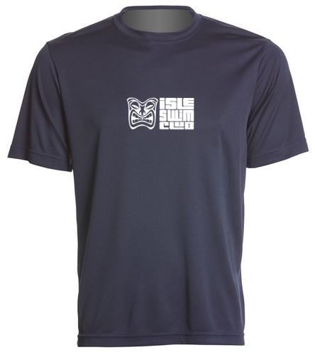 ISC mens T - SwimOutlet PosiCharge® Competitor™ Tee
