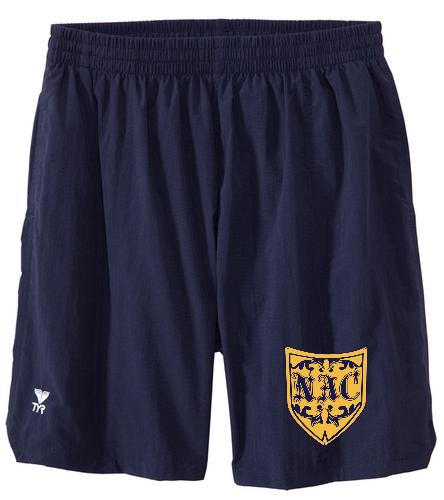 NAC shorts - TYR Classic Deck Short