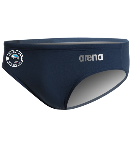 Skys Brief Logo - Arena Men's Skys Brief Swimsuit