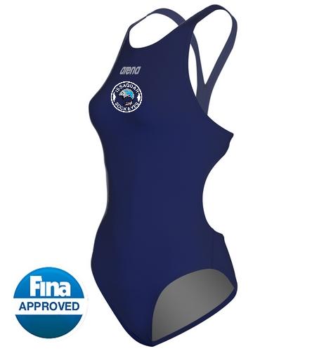 Poweskin Logo - Arena Women's Powerskin ST Classic Tech Suit Swimsuit