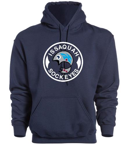 IST  - SwimOutlet Heavy Blend Unisex Adult Hooded Sweatshirt