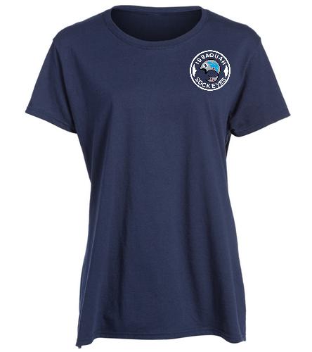 IST - SwimOutlet Women's Cotton Missy Fit T-Shirt