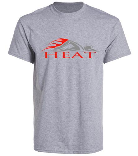Parent Spiritwear - SwimOutlet Unisex Cotton Crew Neck T-Shirt