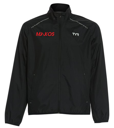 Men's Windbreaker - TYR Men's Alliance Windbreaker Jacket