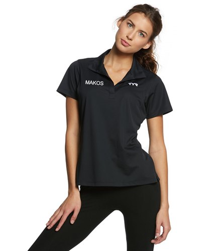 Female Polo - TYR Women's Alliance Tech Polo