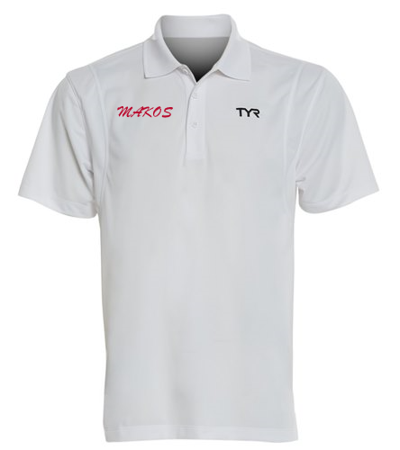 Men's Polo - TYR Men's Alliance Tech Polo