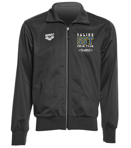 Team Warm-up Jacket - Arena Unisex Team Line Knitted Poly Jacket