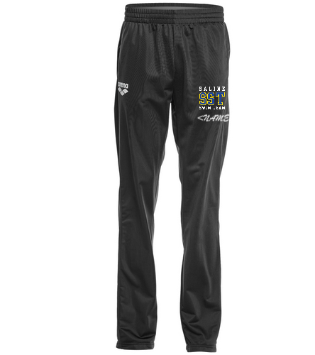 Team Warm-up Pants - Arena Unisex Team Line Knitted Poly Pant