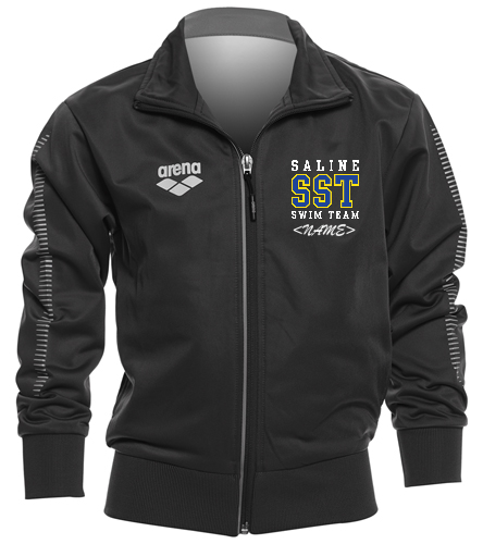 Youth Team Warm-up Jacket - Arena Youth Team Line Knitted Poly Jacket