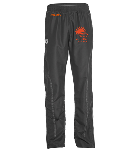 Warm Up Bottoms - Arena Unisex Team Line Ripstop Warm Up Pant