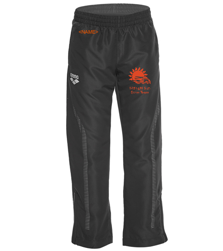 Youth Warm Up Bottom - Arena Youth Team Line Ripstop Warm Up Pant